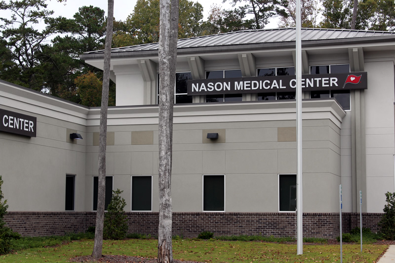 Nason Medical Center, James Island, Summerville and North Charleston