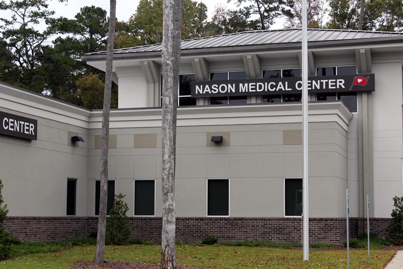 Nason Medical Center, James Island, Summerville and North Charleston