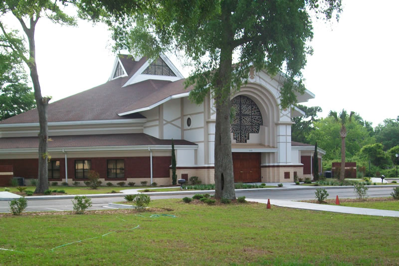 James Island Baptist Church